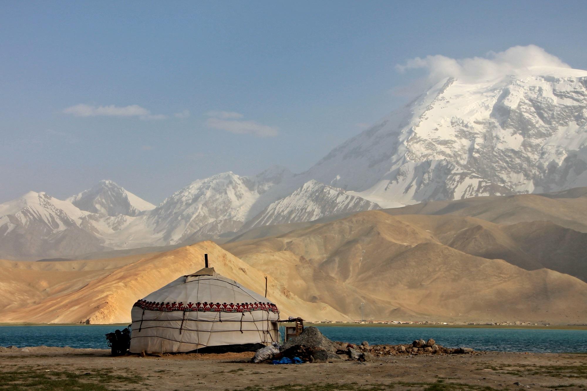 Das Pamir-Gebirge